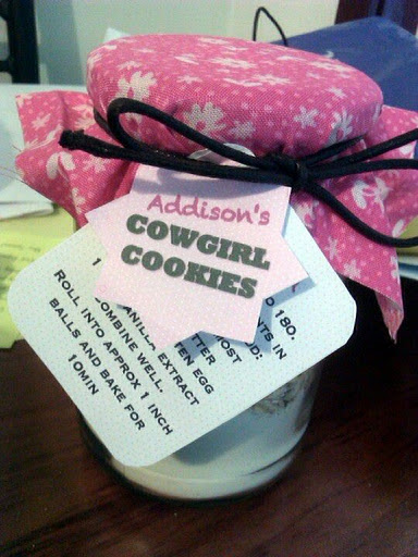 Cowgirl Cookies, and more granny love!